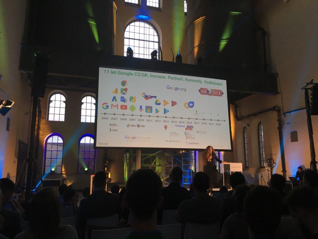 Google Agency Day 2018 - Tania le Moigne