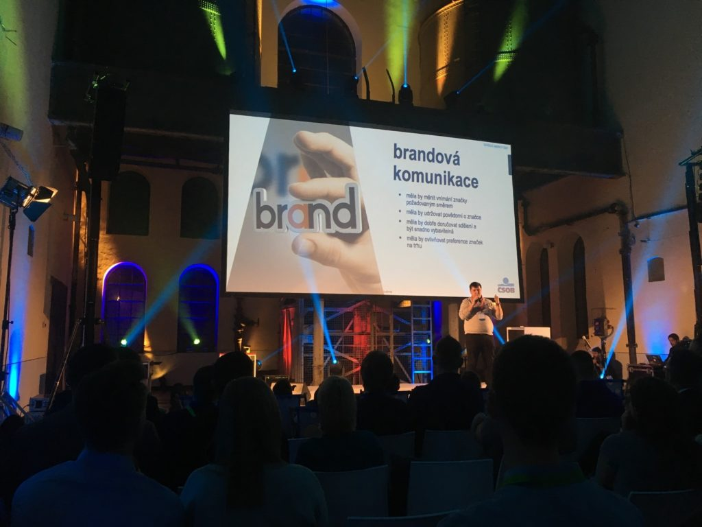 Google Agency Day 2018 - Brandová komunikace ve skupině ČSOB