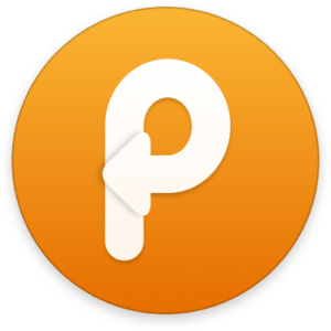 Logo aplikace Paste