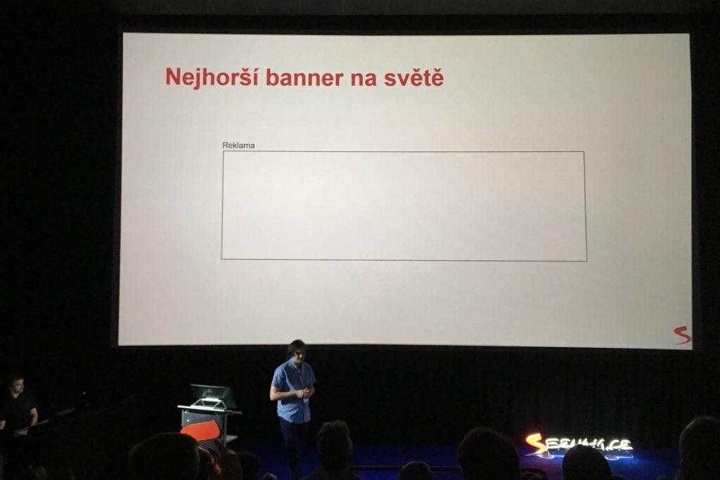 Nejhorší banner na světě